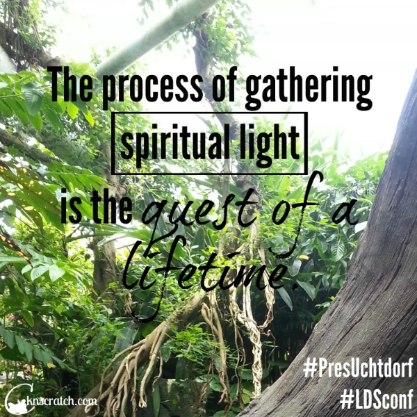 LOVE THIS ONE! The Quest of a Lifetime- free quotes to print from General Conference October 2014