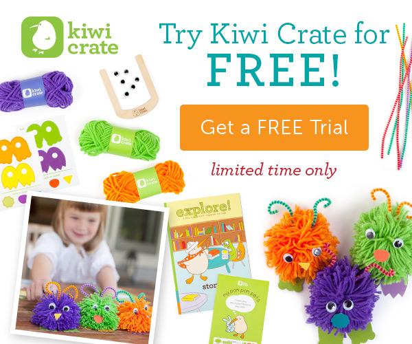 Free Kiwi Crate