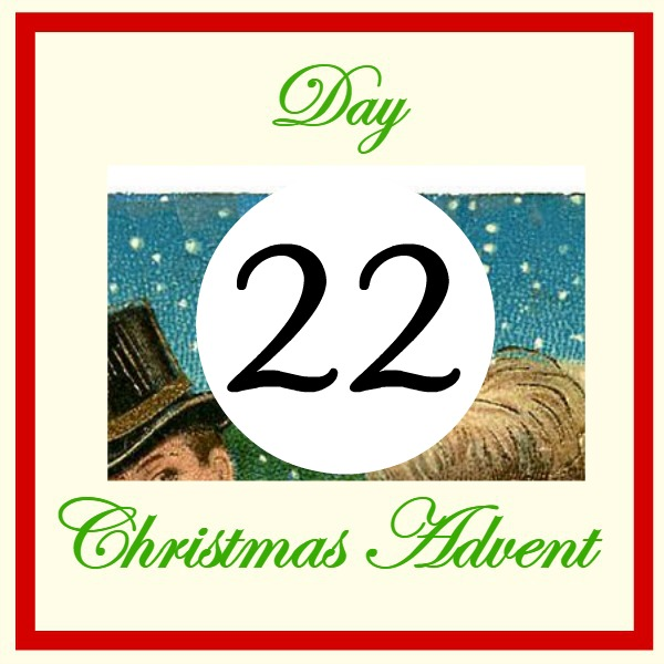 What will today's advent surprise be?