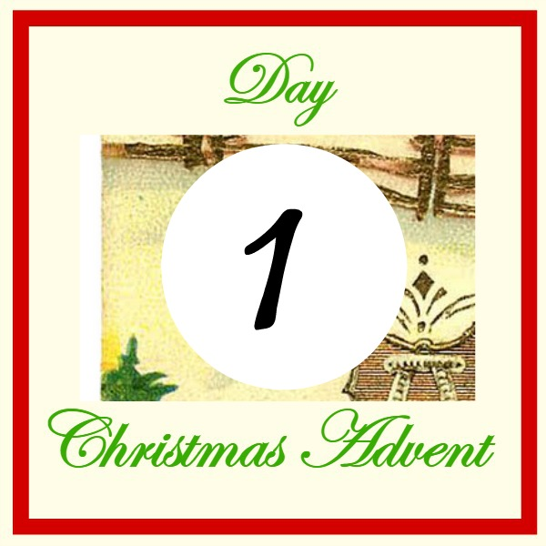 Day One Christmas Blogger Advent Calendar: Great ways to help you feel the Spirit this Christmas season.