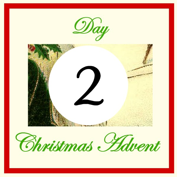 Join in on this fabulous Online Advent Calendar!