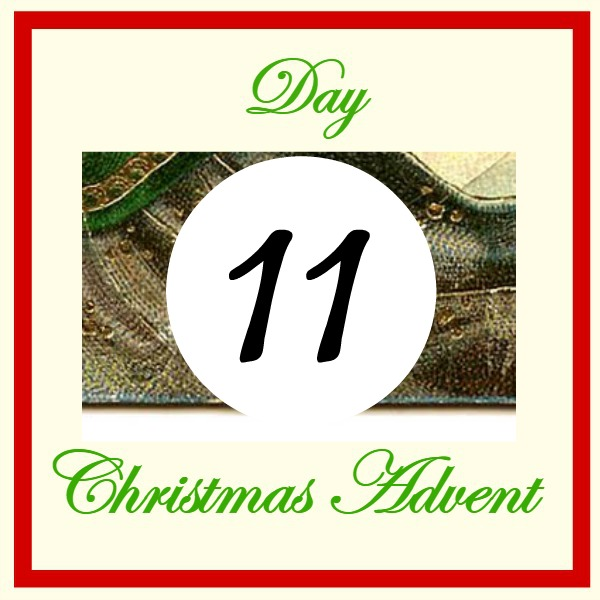Hooray! Another day of Christmas Advent fun! See what the surprise is today!