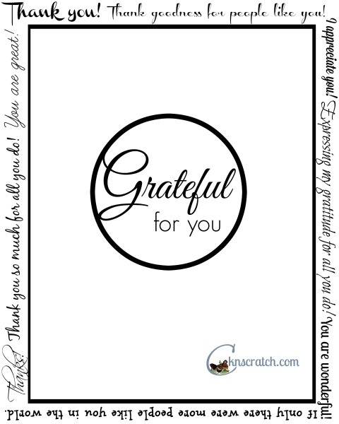 Grab this gratitude letter and start making other's wishes come true