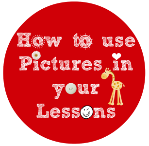 How to use pictures and posters in your lessons