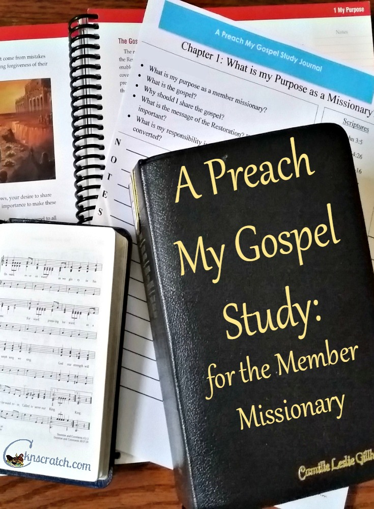 Become the Ultimate Member Missionary through this Preach My Gospel Study Program