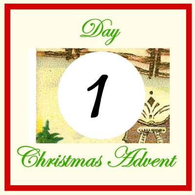 Christmas Advent Day 1