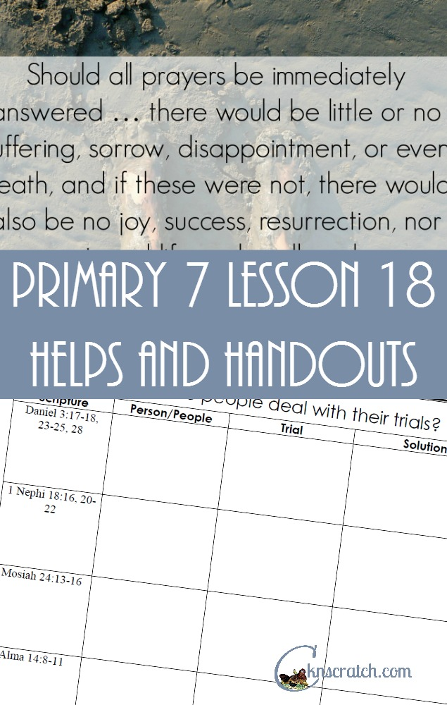 These LDS Lesson helps are great! This one is for Primary 7 Lesson 18: Jesus Christ Heals a Man Born Blind
