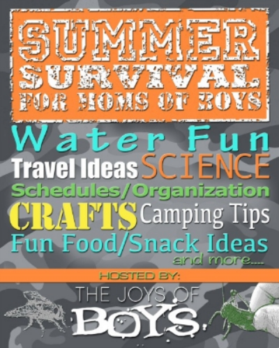 What great series- full ideas of summer fun!