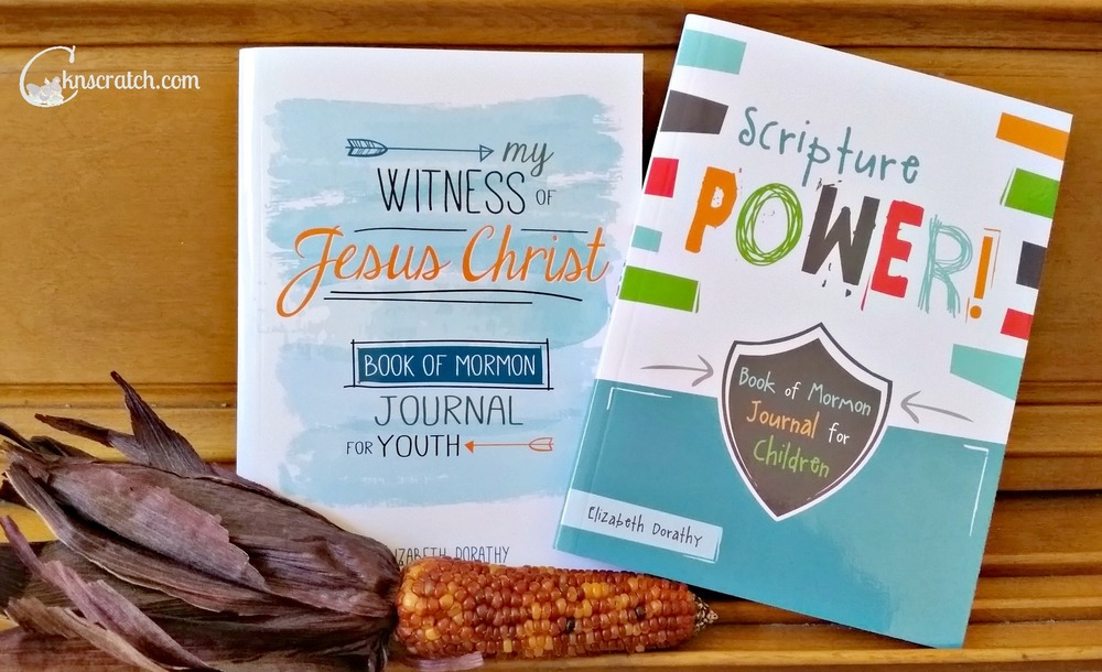 Great study journals for the Book of Mormon