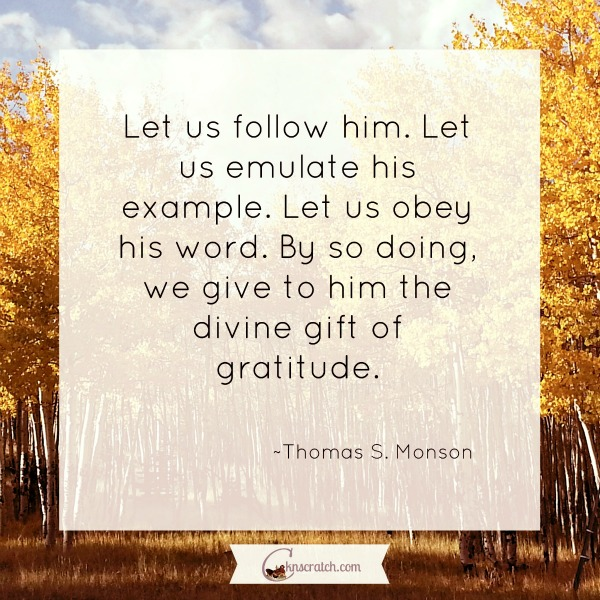 What are you grateful for today? #livethanksdaily