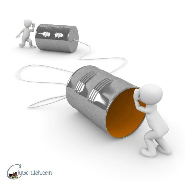 Communication is vital- Primary presidents please talk to Primary teachers!
