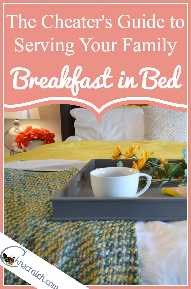 This is brilliant! I'm always making breakfast in bed this way now!