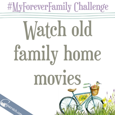 Day 28 of the #MyForeverFamily challenge