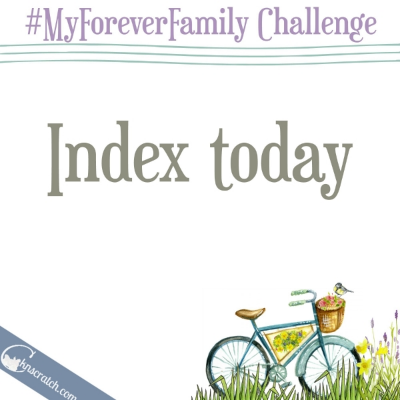 Join the My Forever Family challenge