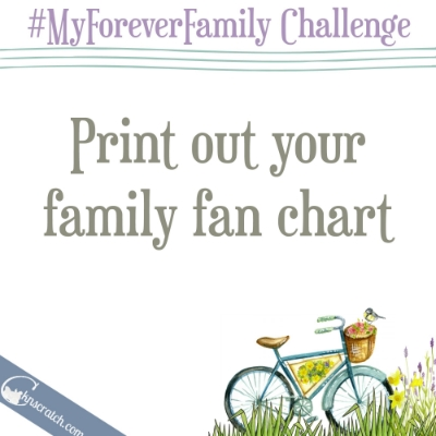 Day 5 of #MyForeverFamily