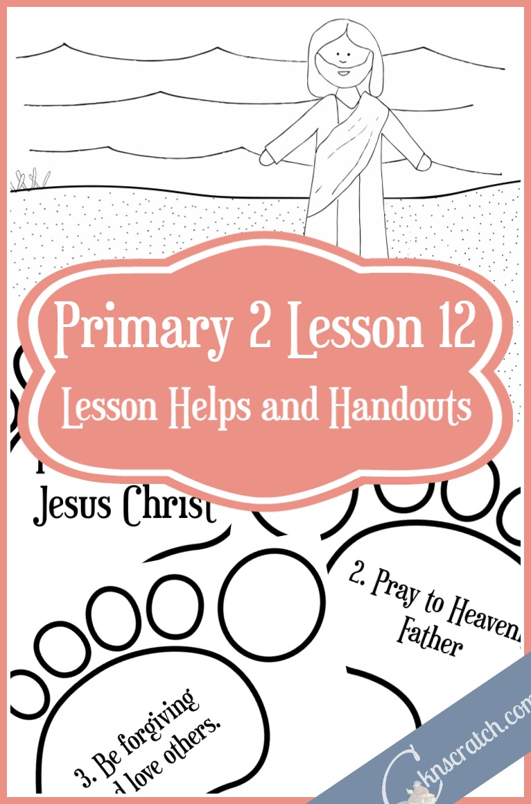 Love this LDS site. Lesson helps and handouts for Primary 2 Lesson 12: I can prepare for baptism