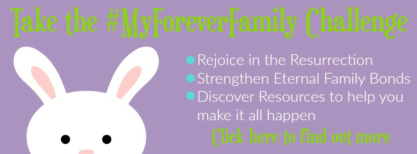 Join the challenge this Easter