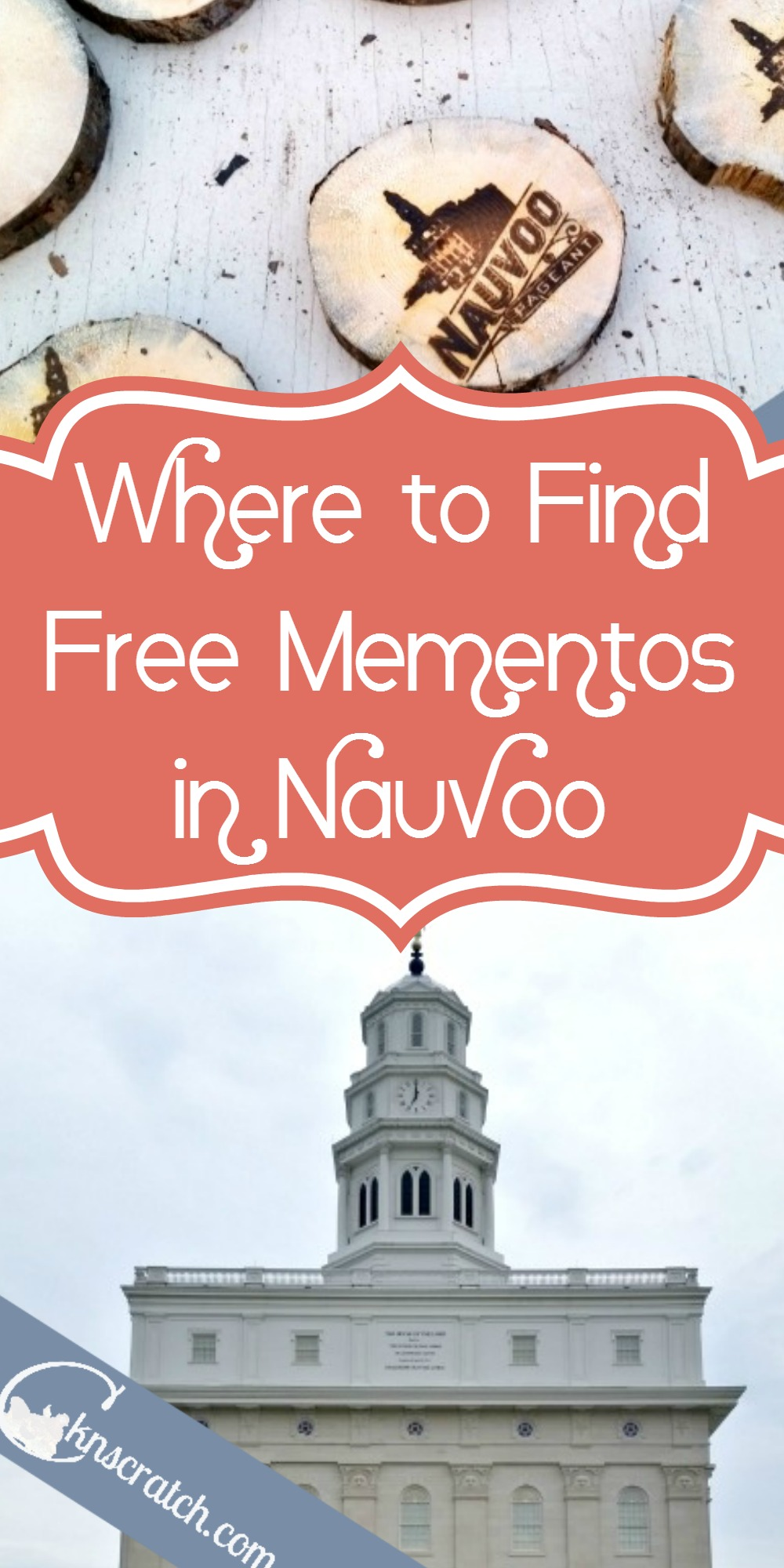 Love this! I definitely won't be missing these sites- where to find free mementos in Nauvoo