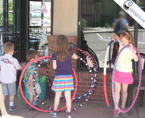 This would be fun to do with the kids- go behind the scenes at Lulu's in Colorado Springs