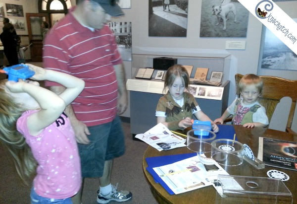 Free and fun- the Pioneer Museum in Colorado Springs