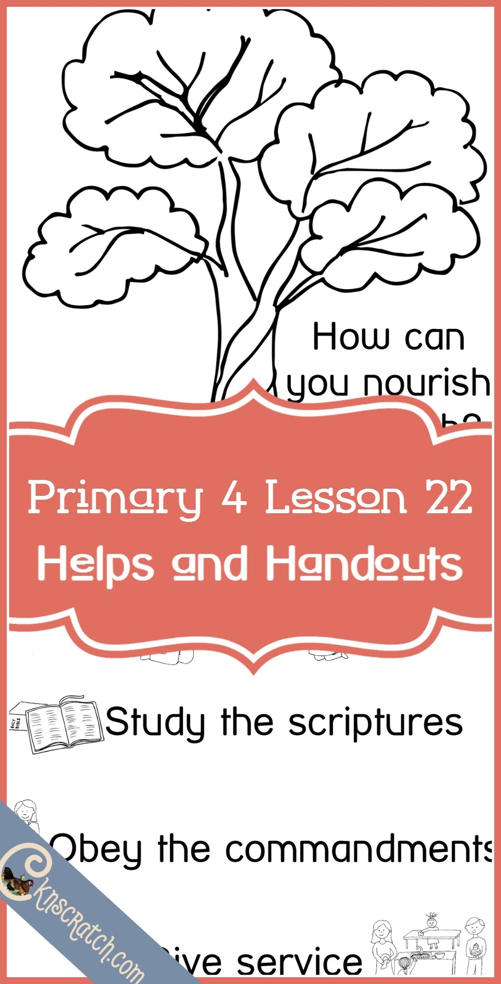 This is helpful- LDS lesson handouts and helps for Primary 4 Lesson 22: Alma teaches about faith