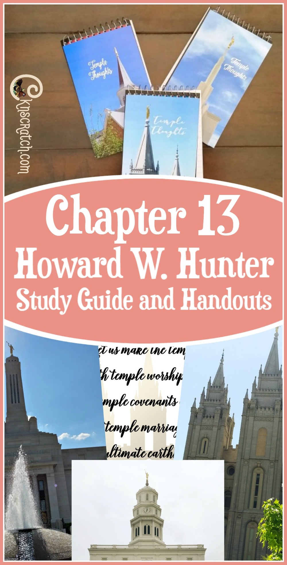 Love all these ideas for teaching Howard W. Hunter Chapter 13: The Temple- the Great Symbol of our Membership