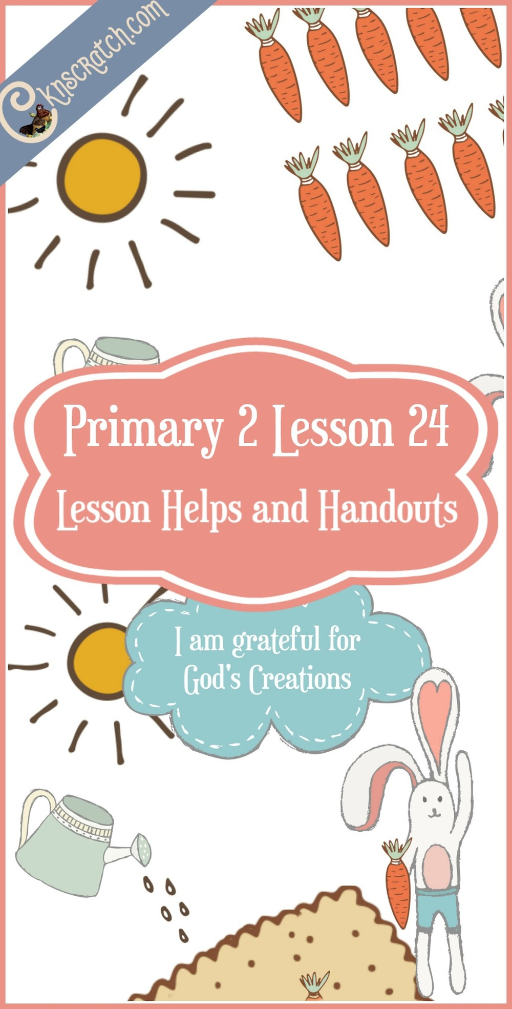 What a fun file folder game for Primary 2 Lesson 24- I can show Gratitude