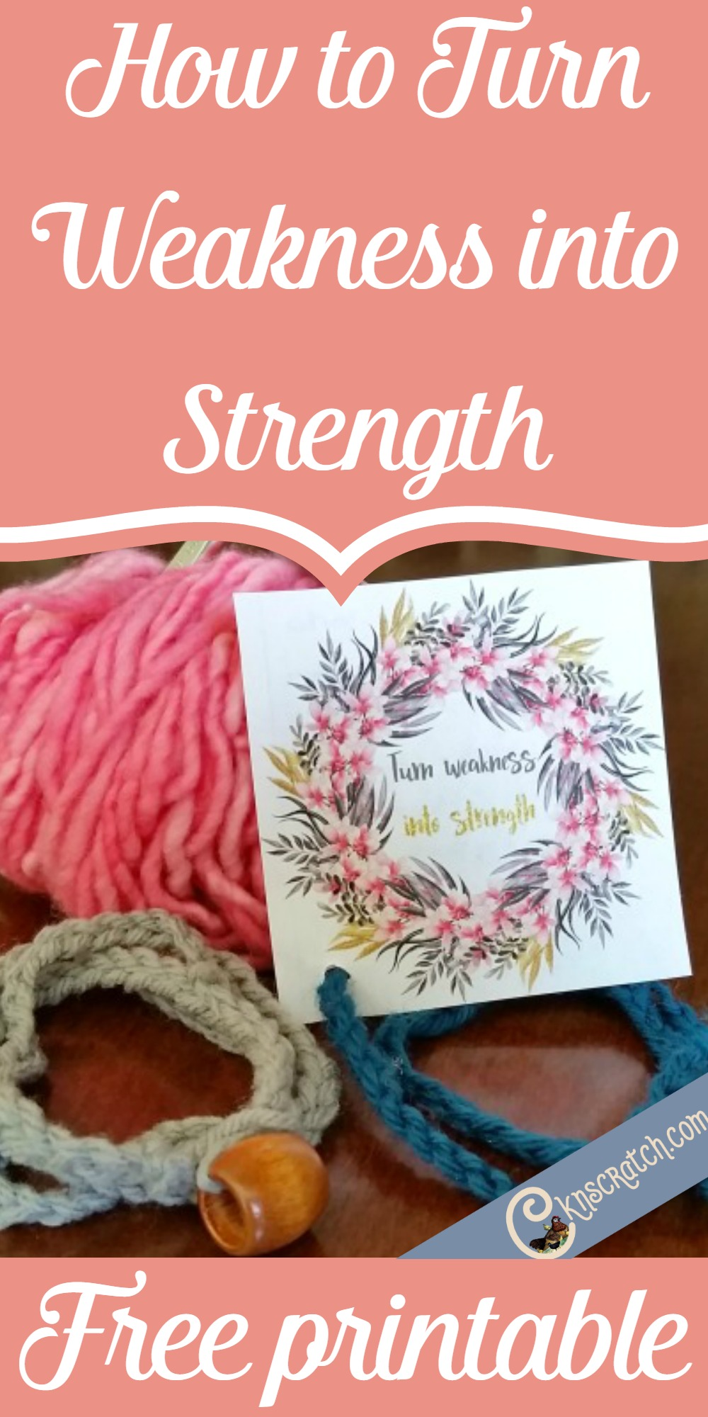 Fun object lesson to teach about turning weaknesses into strength- great for scripture study or LDS activity days