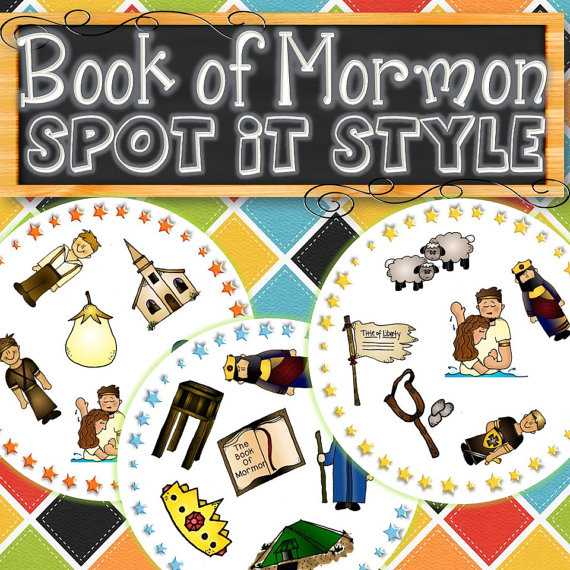Fun games to play during a LDS lesson