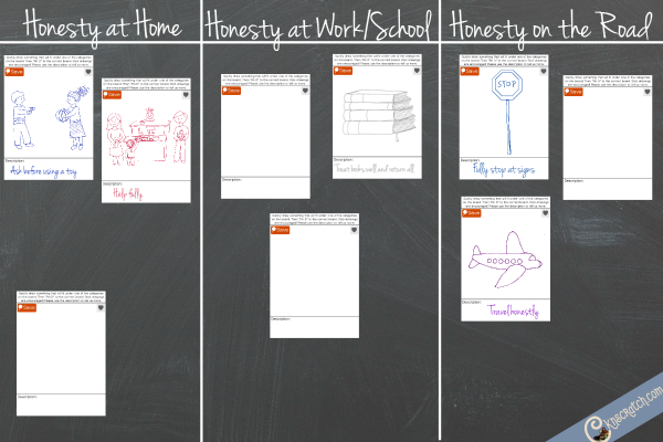 This is a great idea! Use a pin it sheet to start your lesson plus more great ideas