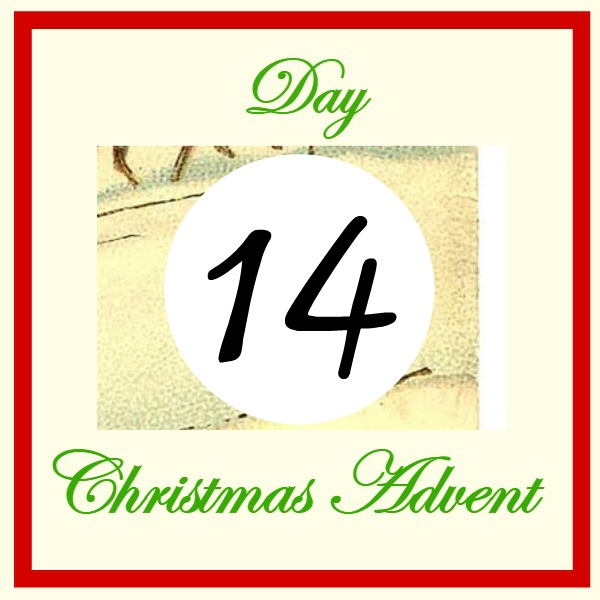 Day 14 Online Christmas Advent