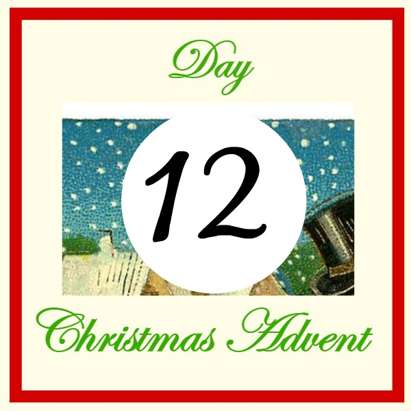 Day 12 Online Christmas Advent