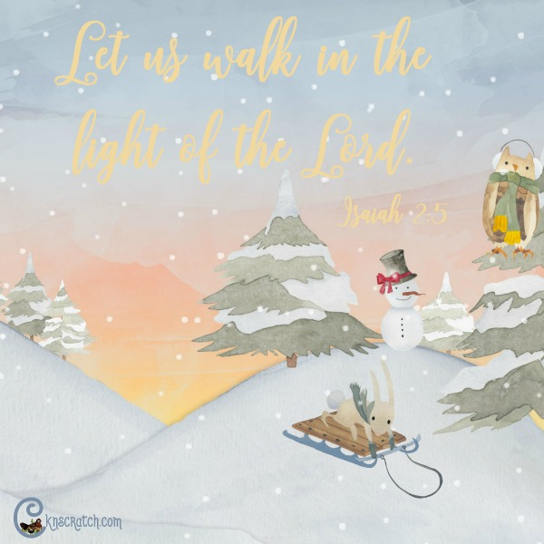 Great post with a post of scriptures to share with others during the Christmas season #LIGHTtheWORLD