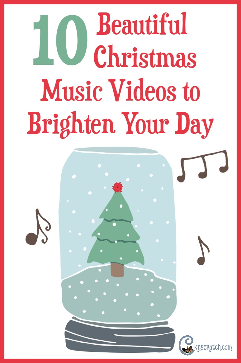 Beautiful Christmas music videos to brighten your day #LIGHTtheWORLD