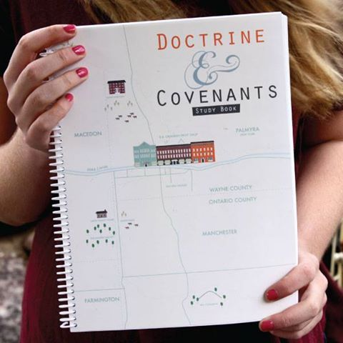 Great study journal for Doctrine & Covenants