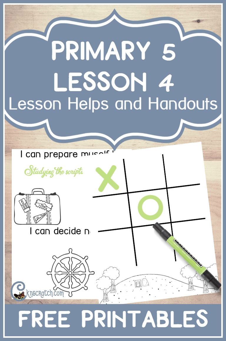 Great LDS lesson handouts and helps for teaching Primary 5 Lesson 4: Joseph Smith Prepares to Receive the Gold Plates (I like the tic-tac-toe game)