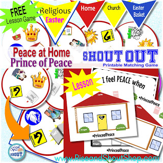 Peace at Home, Prince of Peace Shout Out
