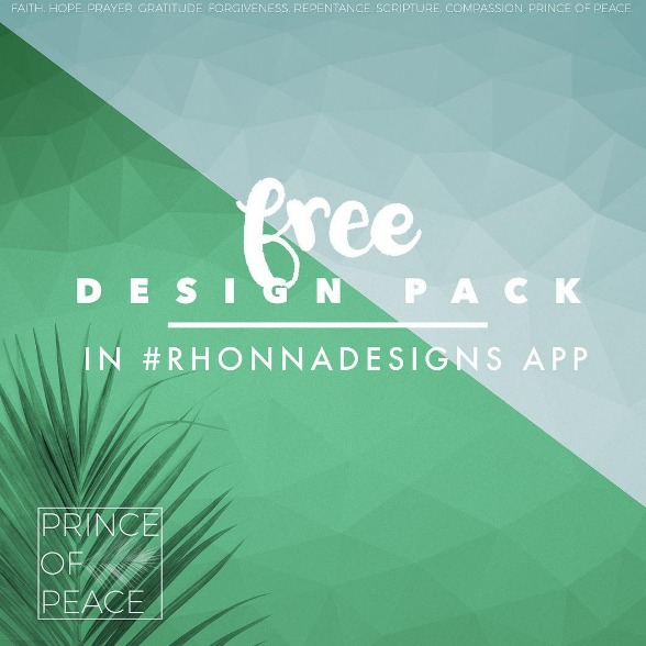 Free Design Pack from Rhonna Designs