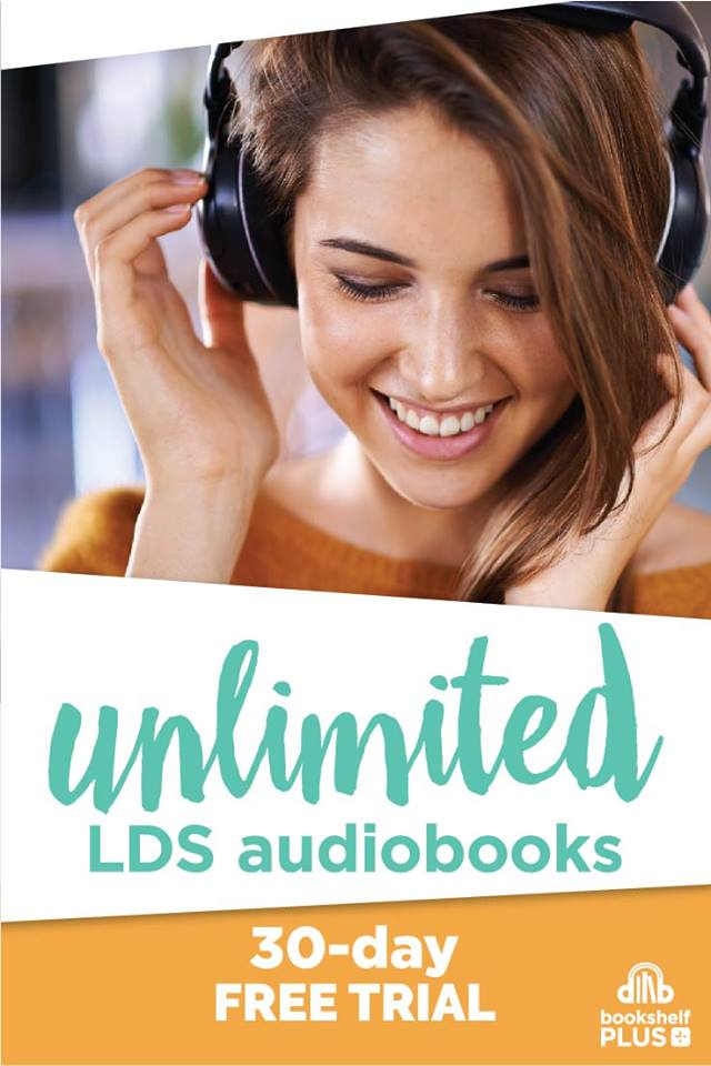 The best LDS app- I love that is unlimited LDS audiobooks!