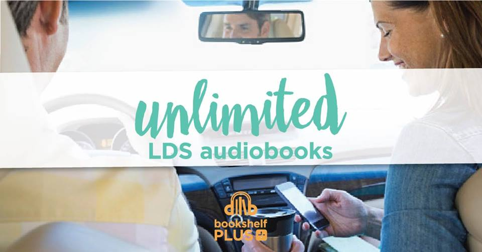 Listen to unlimited LDS audiobooks on your next roadtrip