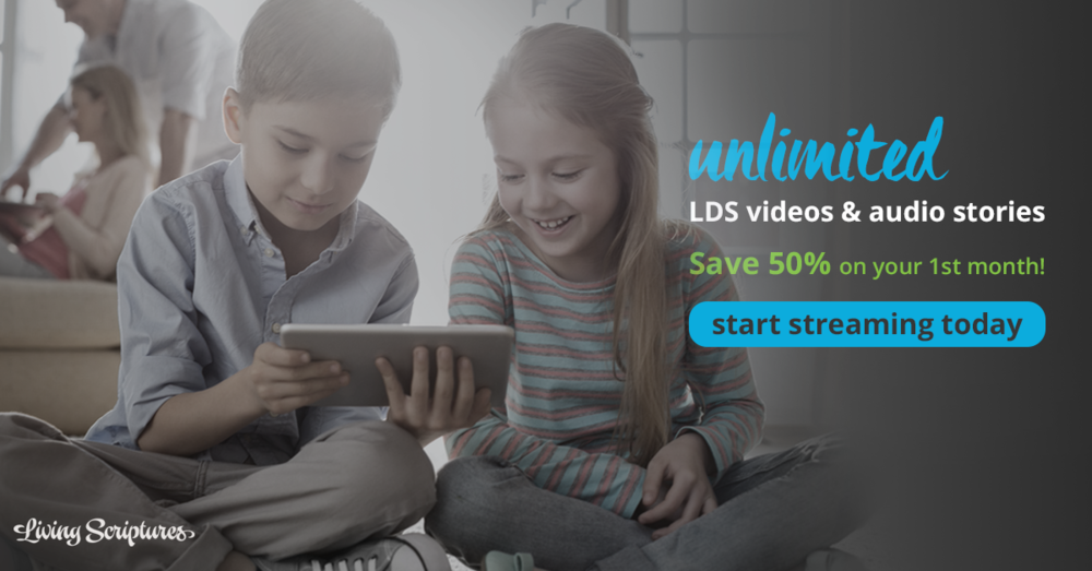 How neat is this? Stream LDS videos- yes please.