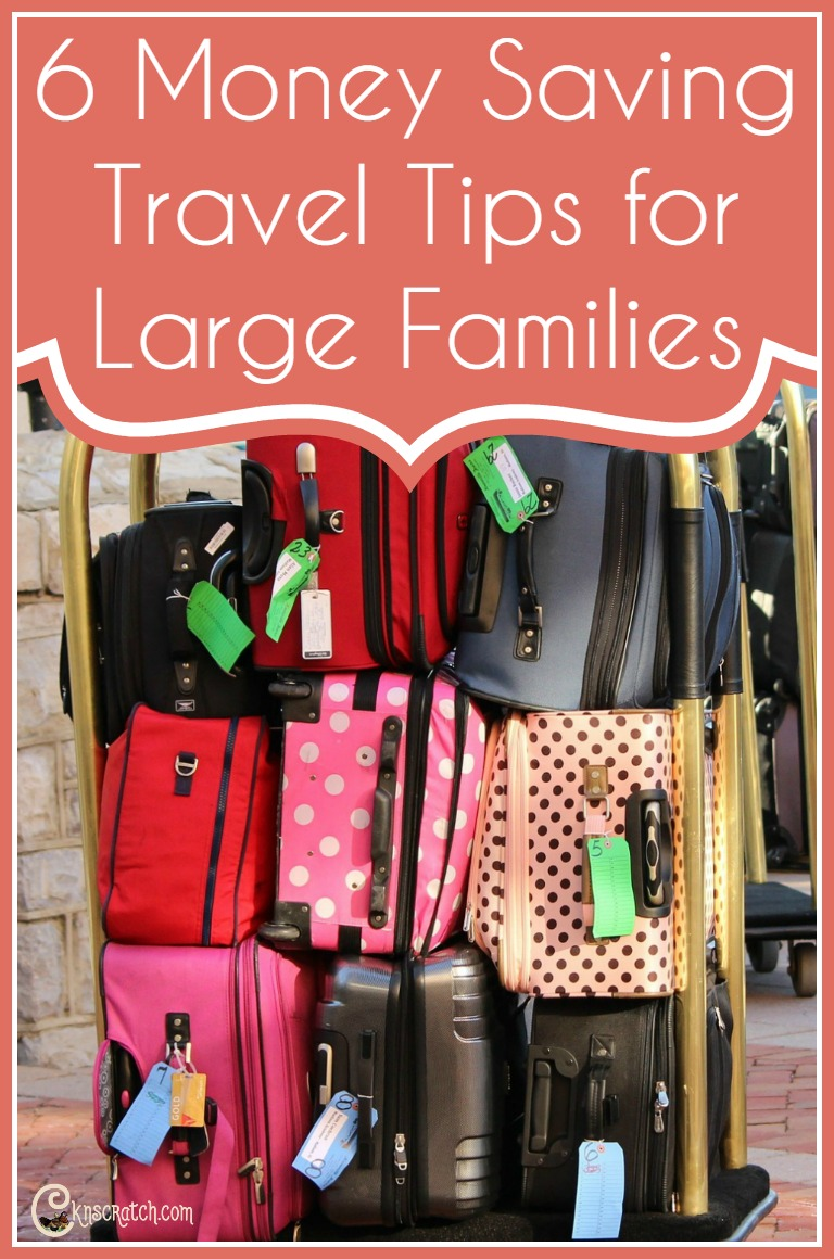 Great tips to keep in mind to save on family vacations- especially with looking for the freebies.