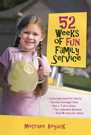 52 Weeks of Fun Family Service from Deseret Book