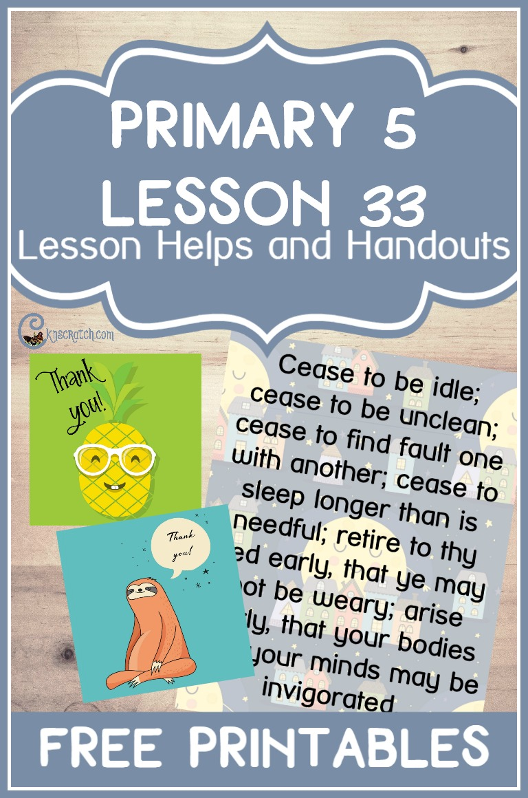 Great free handouts and lesson helps for LDS Primary 5 Lesson 33: The Saints Work to Build Nauvoo, the Beautiful