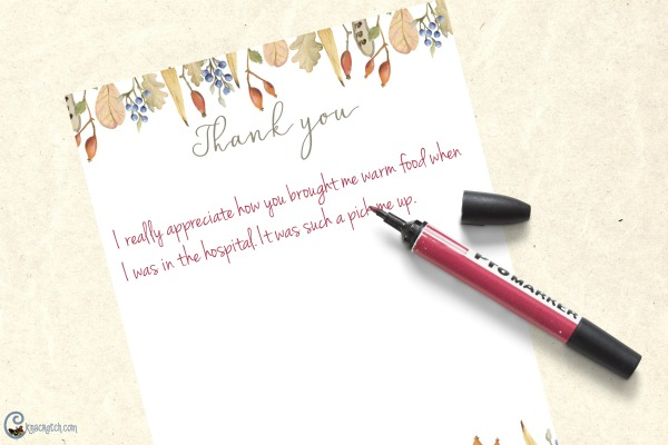 3 ways to show your gratitude
