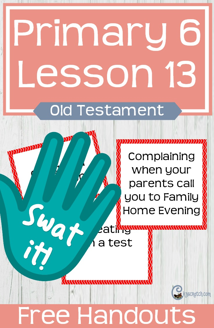 Love this site! Great free handouts and resources to help teach LDS Primary 6 Lesson 13: Jacob and Esau