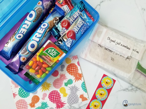 I totally want to do this for more kids- such a great idea! #backtoschool #lifewithkids