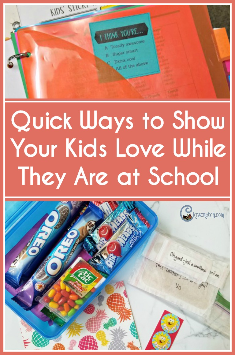 What great ideas! I totally want to do this for my kids. #backtoschool #LIGHTtheWORLD