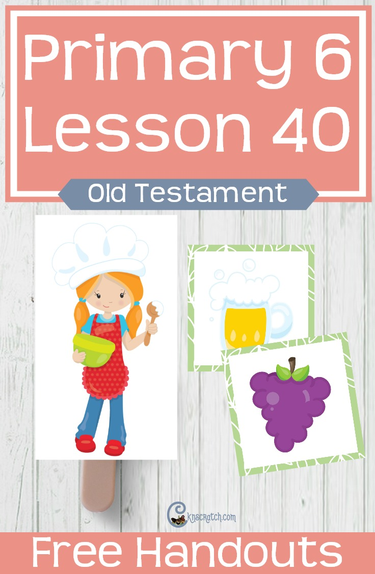 This would be fun to do with LDS Primary 6 Lesson 40: Daniel and the King's Food #WordofWisdom #LDSprimary #Mormon