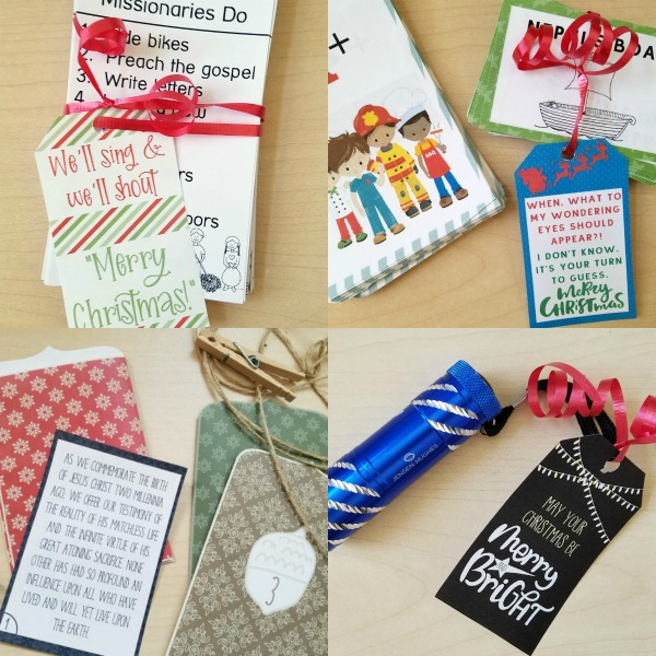 So many FREE Christmas gift tags and ideas! Love this!! #Christmas #Christmasgifts #Neighborgift